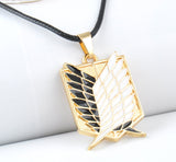Attack on Titan Necklace - Survey Corps - AnimeBling - 4
