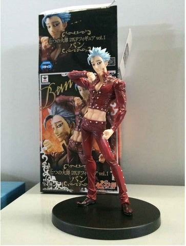 The Seven Deadly Sins - Ban Action Figure - AnimeBling