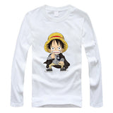 One Piece Shirts - Long Sleeve (9 Design Styles) - AnimeBling - 15