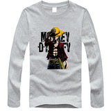 One Piece Shirts - Long Sleeve (9 Design Styles) - AnimeBling - 8
