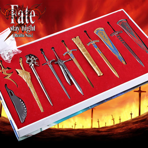 Fate Stay Night Swords - Collection Set - AnimeBling - 1