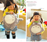 Totoro Backpack - Soft Plush Totoro Bag - AnimeBling - 4