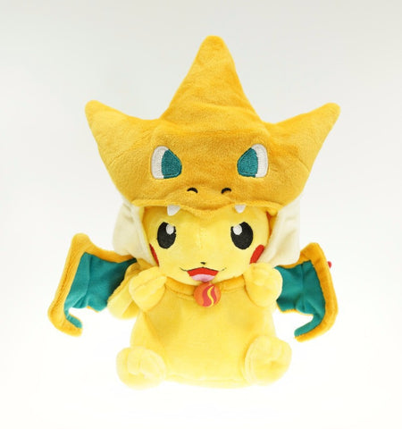 Pokemon Soft Toy - Pikazard Plush - AnimeBling - 2