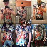 The Ultimate 3D Anime T-Shirt - AnimeBling - 6