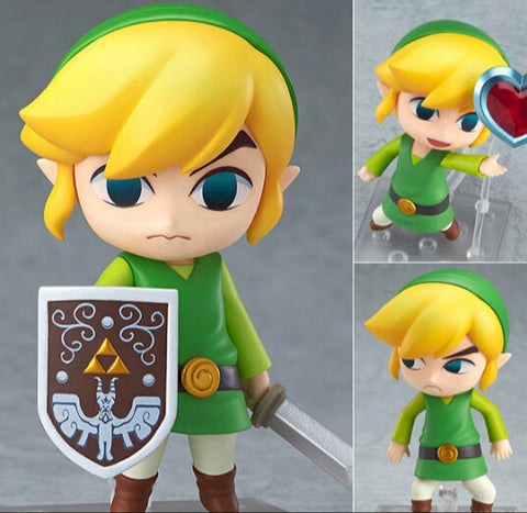 Legend of Zelda Link Figure - AnimeBling - 1