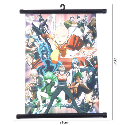 One Punch Man Poster - 7 Styles Available - AnimeBling - 2