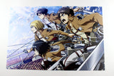 Attack on Titan Posters - 8 Pcs/Set - AnimeBling - 8