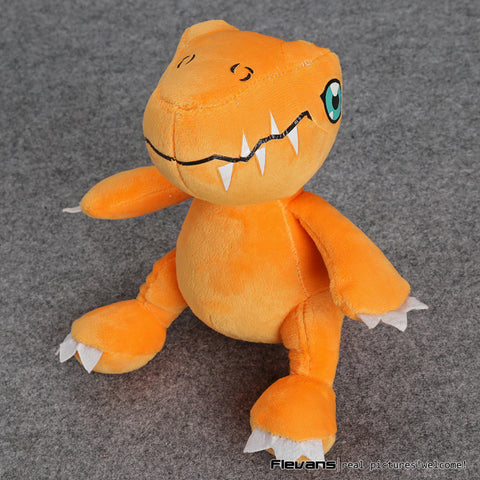 Digimon Plush - Agumon Stuffed Toy 20cm - AnimeBling - 1