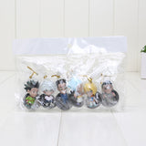 Hunter X Hunter Figures - 6 Pcs/Set - AnimeBling - 6