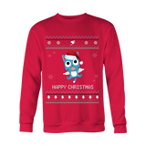 Fairy Tail Christmas Sweater - Happy - AnimeBling - 2