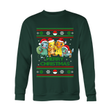 Pokemon Christmas Sweater - AnimeBling - 3