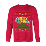 Pokemon Christmas Sweater - AnimeBling - 2