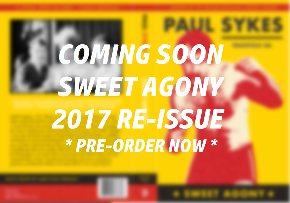 The Return of Sweet Agony (2017 Re-issue) ....