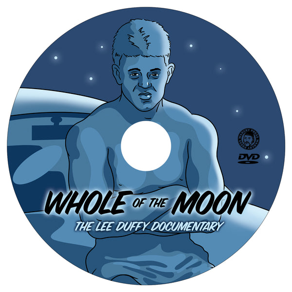 Lee Duffy 'The Whole of the Moon' Documentary DVD