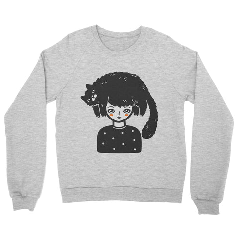 Cat Hair Sweatshirt