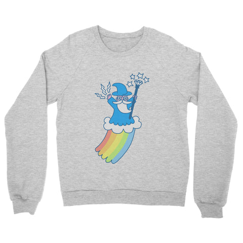 Rainbow Wizard Sweatshirt