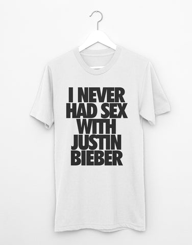 Never Had Bieber