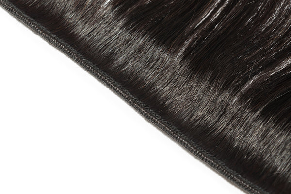 Weft human Hair EAXTENSIONS
