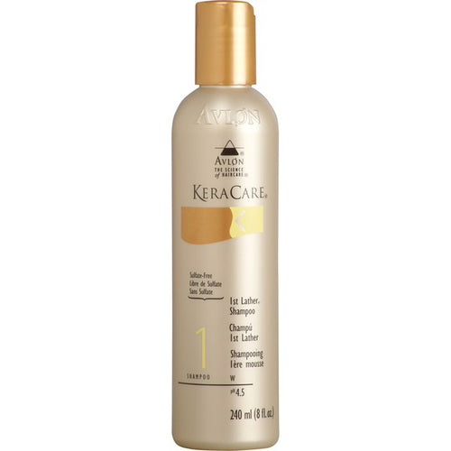 Keracare 1st Lather Shampoo (240ml)