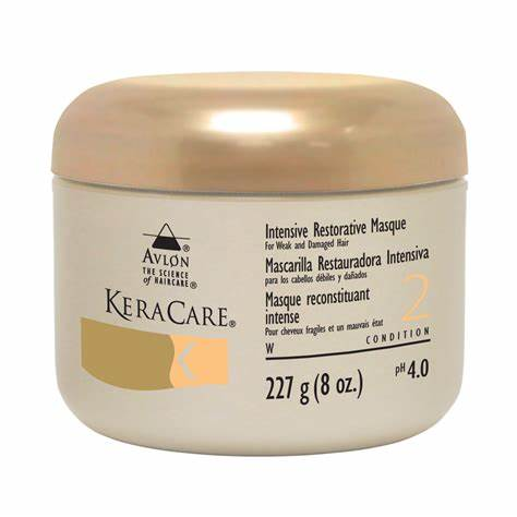 KeraCare Intensive Restorative Masque (227g)