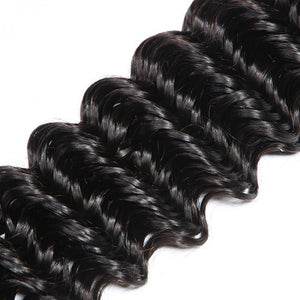 Deep Wave Weave Deep wave Hair extensions Deep Wave Wig Natural Human Hair Brazilian Hair Soft Silky Hair Affordable hair cheap hair hairstyles bleached knots deep quality harit London wig shop London hair extension near me black women hair