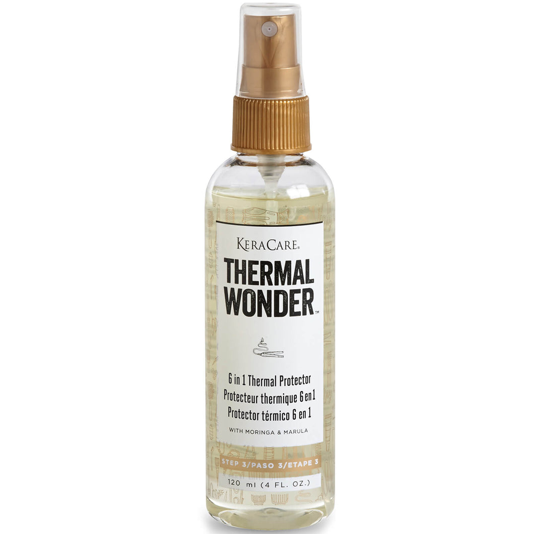 KeraCare Thermal Wonder 6 in 1 Thermal Protector (120ml)
