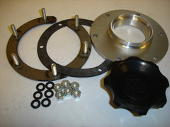 Fuel cap set