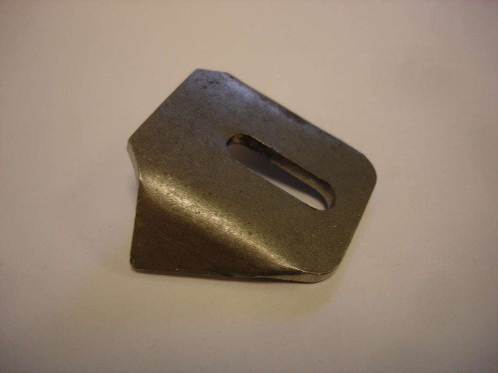 "B1002 - 1/4"" slot, 1/8"" thick - Gussetted Tab"