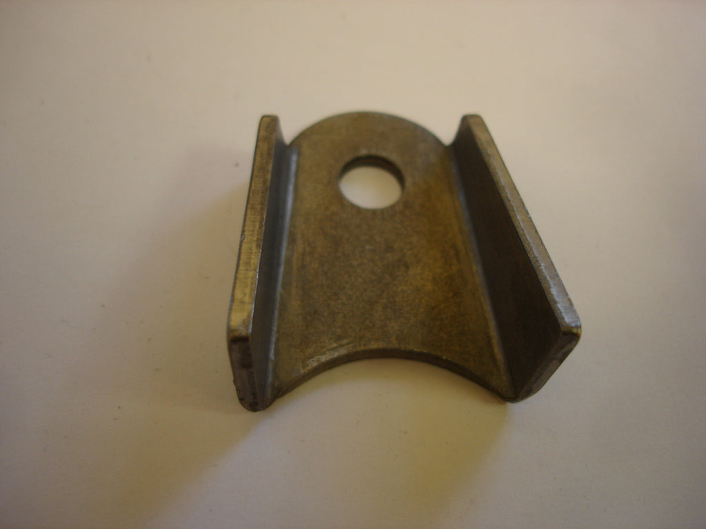 "B1004 - 3/8"" hole, 1/8"" thick - Gussetted Motor Mount"