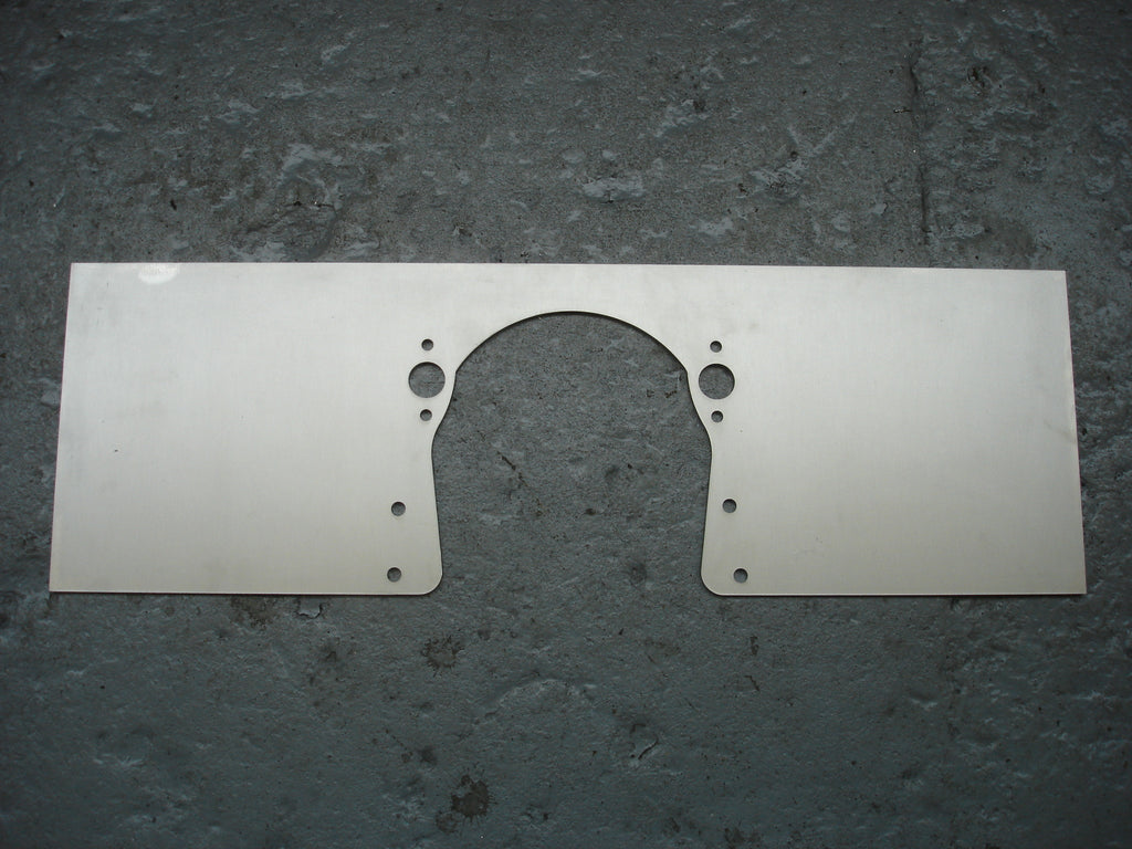 Big Block Chevy Front Motor Plate