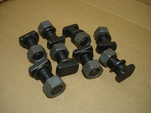 Axle T Bolts - 1/2""
