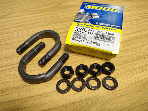 UJ U-Bolts 330-10, 1350 Series