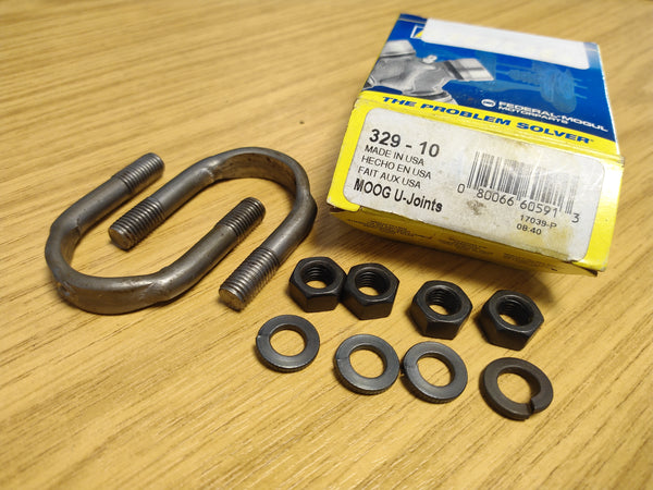 UJ U-Bolts 329-10, 1310 + 1330 Series