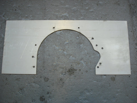 Mopar Big Block Motor Plate