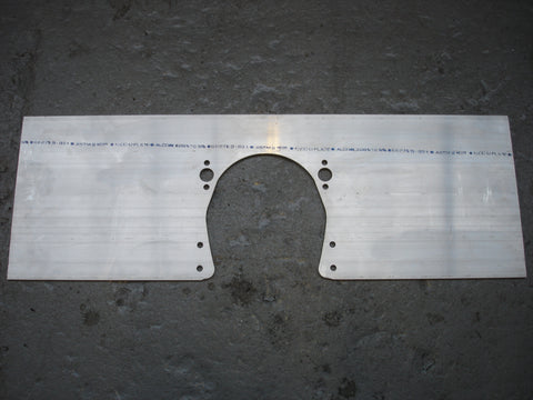 Small Block Chevy Front Motor Plate