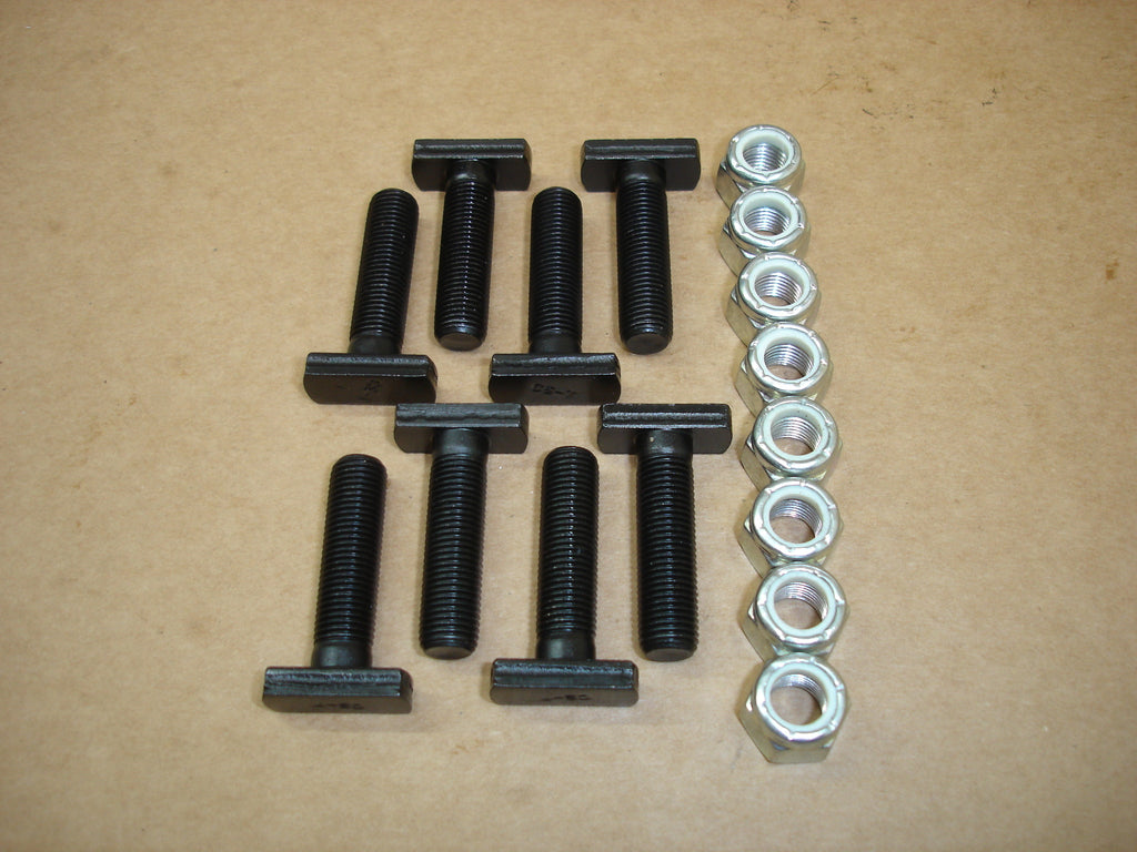Axle T Bolts 3/8""