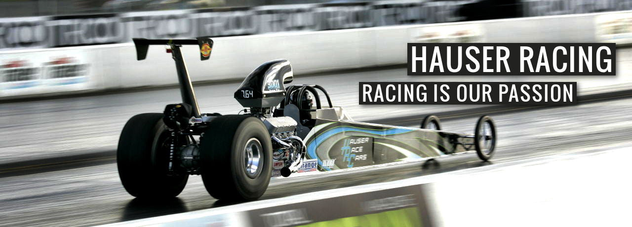 Hauser Racing Dragster
