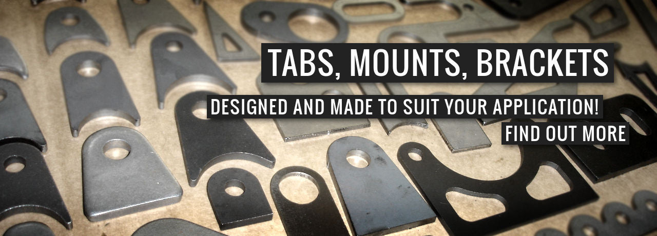 Tabs and Brackets