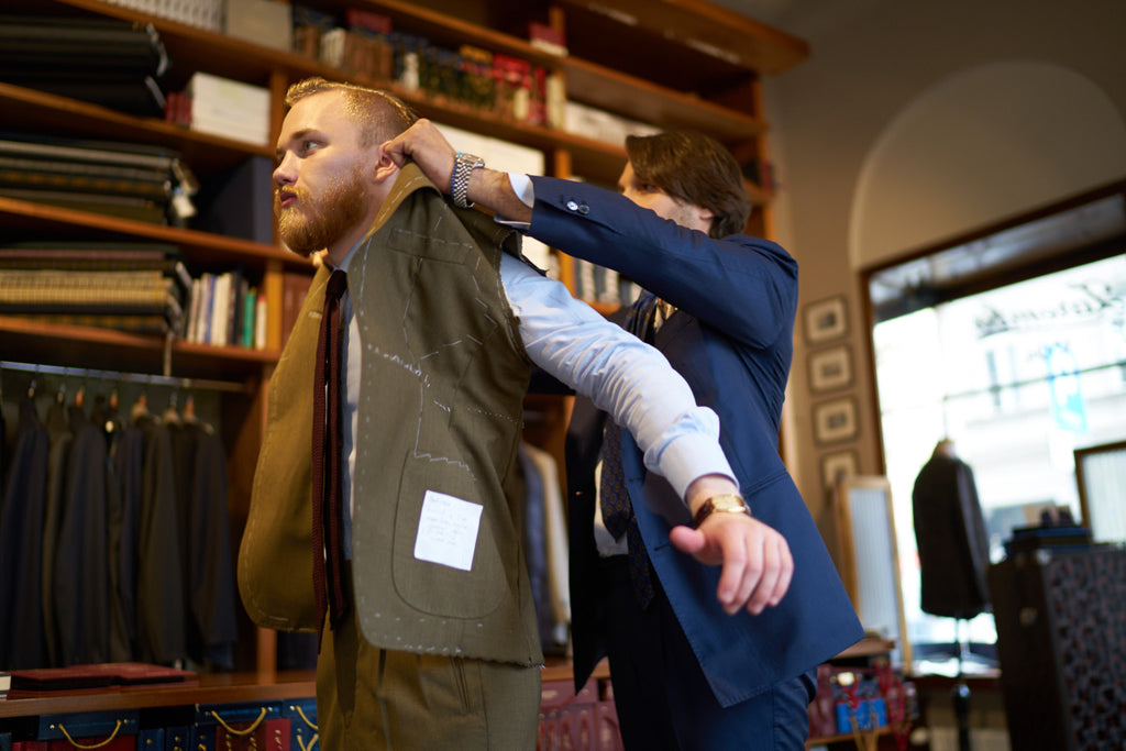 Fitting with Zaremba Bespoke in Warsaw