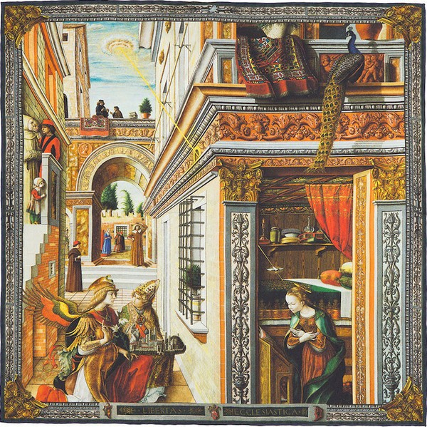 The Annunciation, with Saint Emidius - The Bespoke Shop