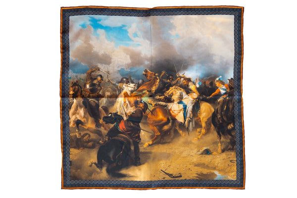 Death of King Gustav II Adolf of Sweden at the Battle of Lützen - The Bespoke Shop