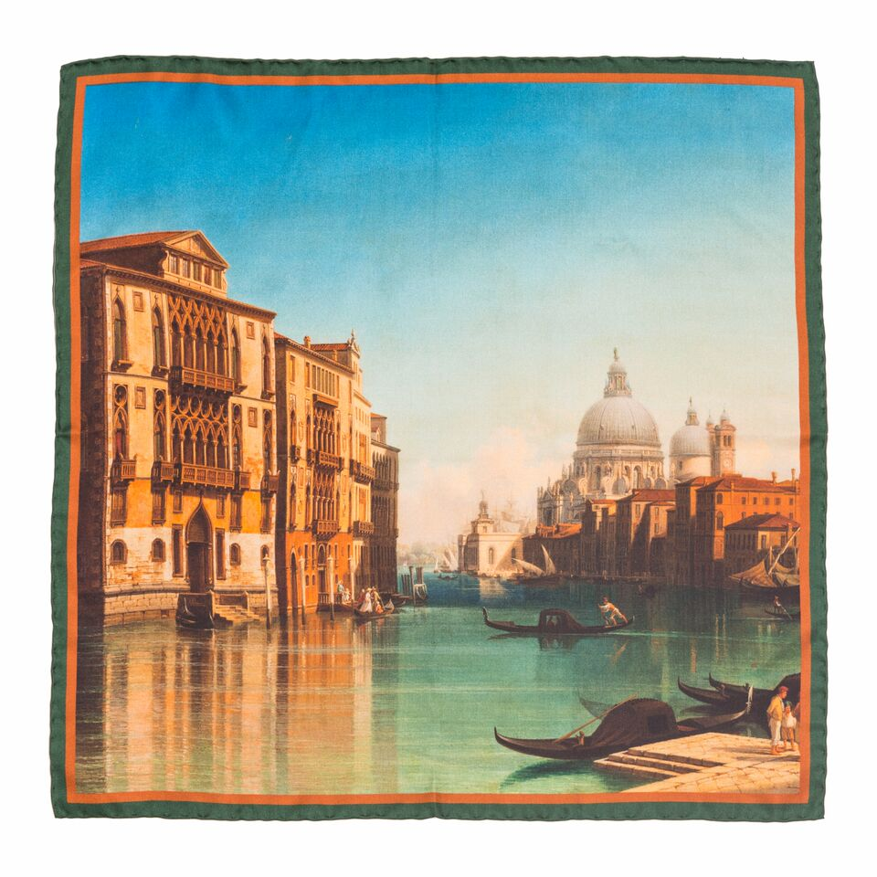 View of Canal Grande in Venice - The Bespoke Shop
