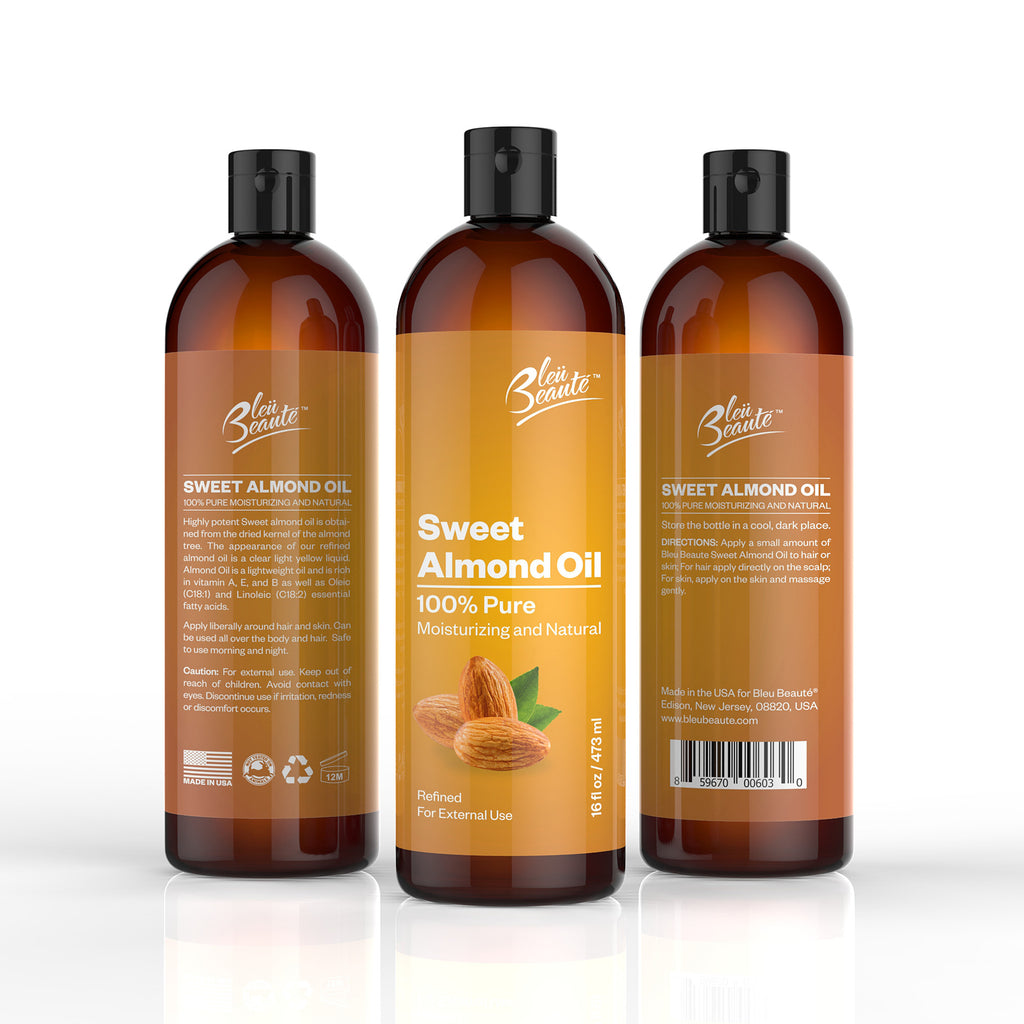 Sweet almond oil review