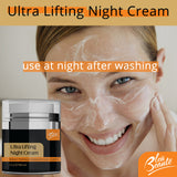 Lift and Firm – Ultra Night Cream (*)