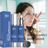 Oil Free Repairing Moisturizer- High potency facial anti-acne cream for oily skin reduces dark spots (*)