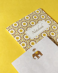 Agra Notebook and Notepad Set