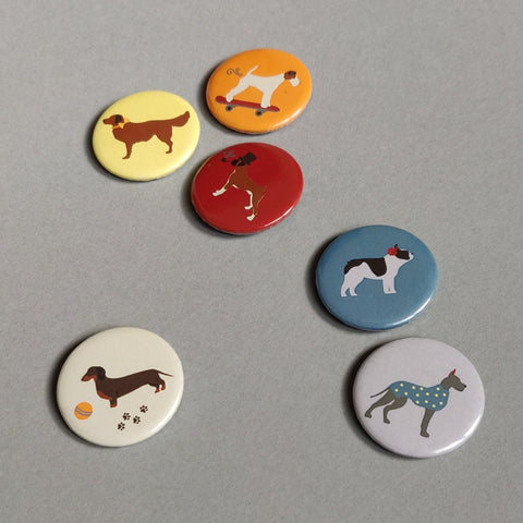 Pawsome Badges