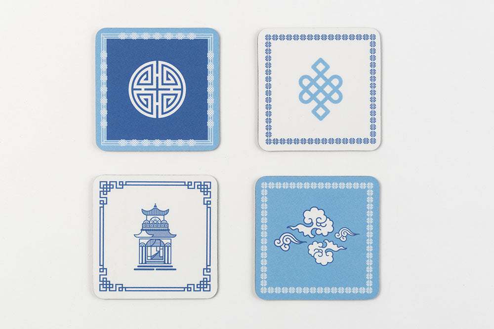 Ming Coasters
