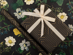 Night Garden Gift Wrap