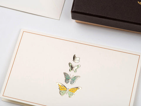 Metamorphosis Stationery set